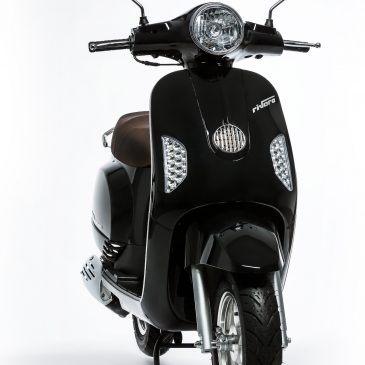 Rivero Toscana 50 – Retro Scooter
