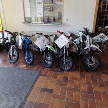 Bikes für Kids | Kindermotorräder