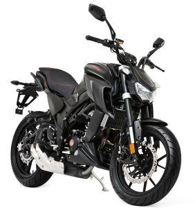 Motobi DL125 black edition
