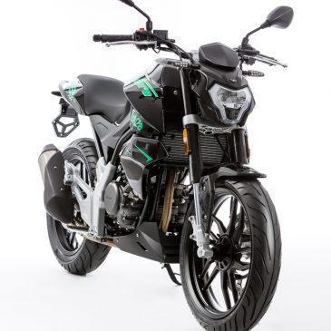 Rivero Monza 125cc Motorrad