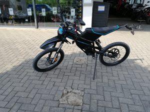 Kuberg Freerider Street Elektromotorrad