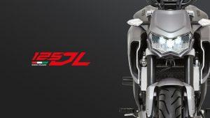 Motobi DL125 Promo