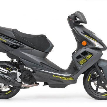 BULL&T EFI – Motoroller von TGB