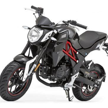 125er Nakedbike für kleine Fahrer – Online GTR 125