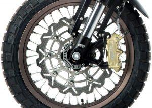 SWM Ace of Spades 500 Bremsanlage