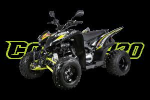 AEON Cobra 420SX schwarz