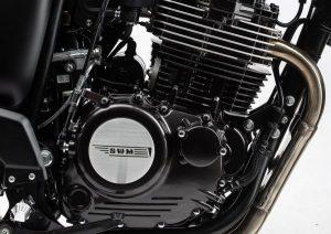 SWM Ace of Spades 500 Motor
