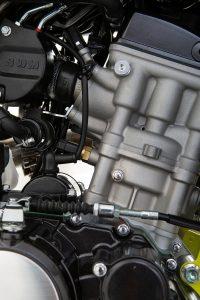 SWM-RS-125 Motordetail
