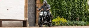 moderne Motorräder von Motobi