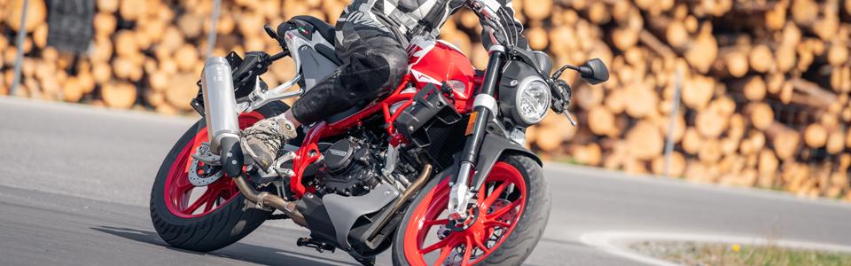Motorräder von SWM