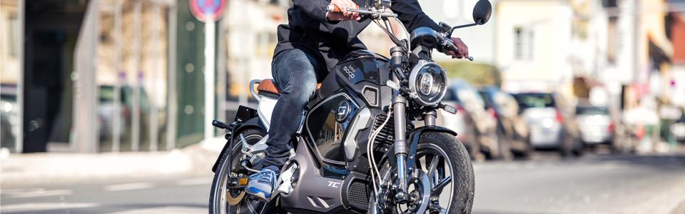 elekromobilität auf zwei Rädern