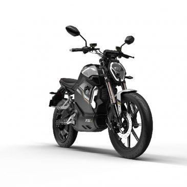 SuperSoco TSx – elektro Nakedbike der 50er Klasse