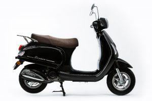 Rivero Toscana 50 schwarz seitlich