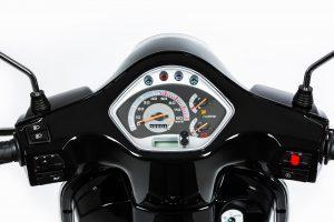 Rivero Toscana 50 Cockpit