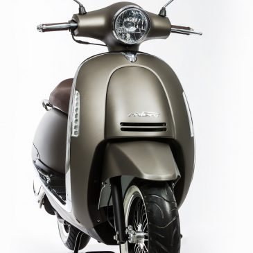 Rivero Veneto – 125er Motorroller