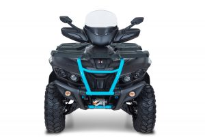 Access Shade Xtreme 850T schwarz von vorne