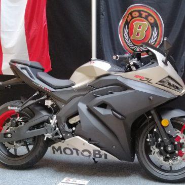 Motobi DL125 Strada – Supersportler Leichtkraftrad