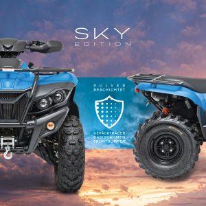 Access Shade Xtreme 850 SKY Edition
