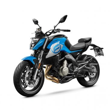 Nakedbike CFMoto 650NK